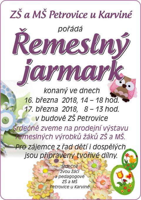 remeslny jarmark 2018