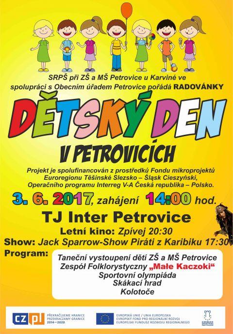 Dětský den Petrovice 1